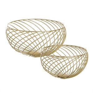 Taças, Objectos de Vidro e Cerâmica
